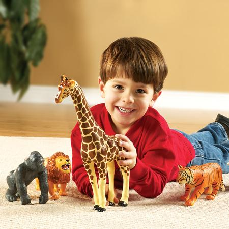 Learning Resources Jumbo Animals