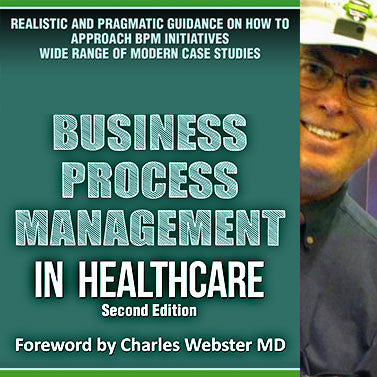 Charles Webster about BPM in Healthcare