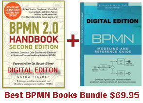 BPMN Best Books Bundle $69.95