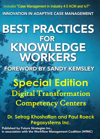Digital Transformation Competency Centers - Special Print Edition Color