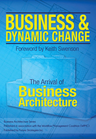 Paper: Business Architecture: Setting the Record Straight