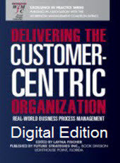 Delivering the Customer-Centric Organization (Digital)