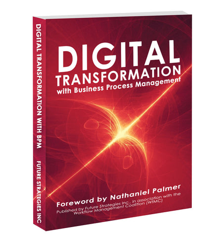Digital Transformation with Business Process Management Front Cover