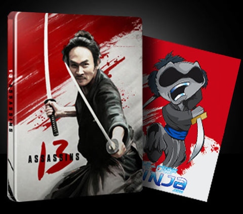 13 Assassins with Bonus Art Card