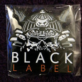 Hi-Def Ninja Black Label Horror line Logo Pin