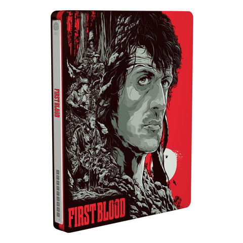 Rambo First Blood Mondo SteelBook