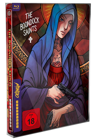 The Boondock Saints Mondo SteelBook