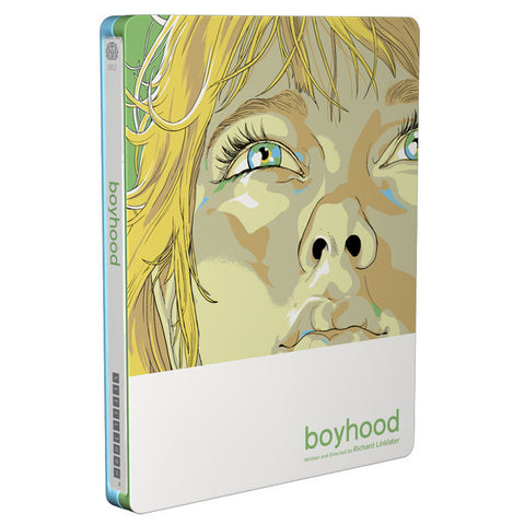 Boyhood Mondo x SteelBook