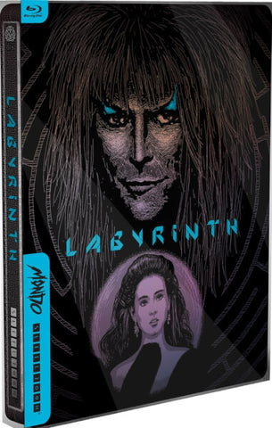 Labyrinth Mondo SteelBook