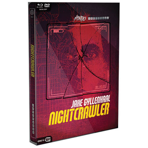 Nightcrawler Mondo SteelBook