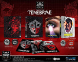 Tenebrae SINGLE - Hi-Def Ninja Black Label Exclusive #1