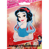 Snow White Iron-on Applique - Flippin Ribbon