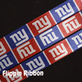New York Giants ribbon