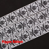 damask ribbon