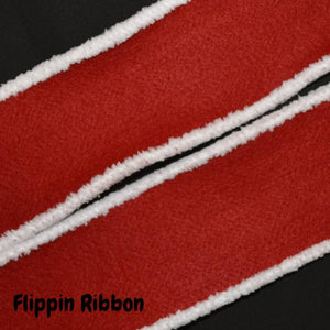 Be Claus Santa Ribbon - Flippin Ribbon