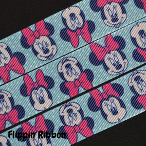Minnie Mouse ribbon - Flippin Ribbon