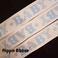 Wired Baby Ribbon - Flippin Ribbon