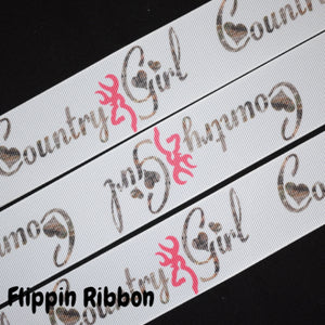 Country Girl Ribbon - Flippin Ribbon