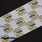 Childhood cancer ribbon - Flippin Ribbon