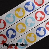 Mickey Mouse ribbon