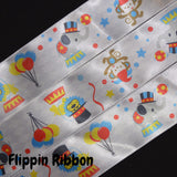 circus animal ribbon
