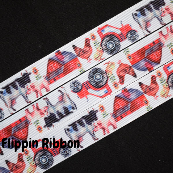 Farm Ribbon - Flippin Ribbon