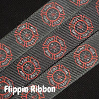 fire department ribbon