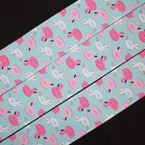 Floating Flamingo Ribbon - Flippin Ribbon