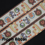 safari animal ribbon