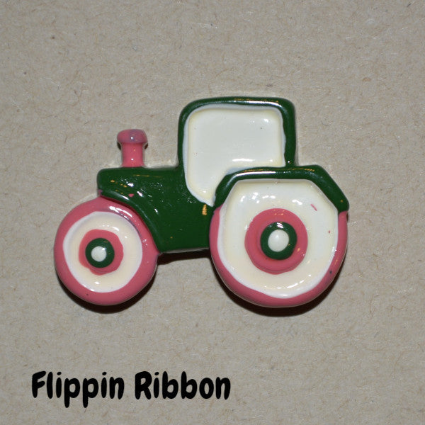tractor resin