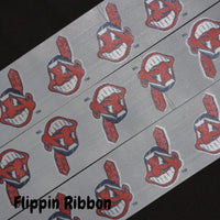 Cleveland Indians ribbon