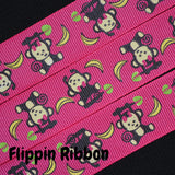 monkey ribbon