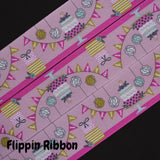 party banner ribbon