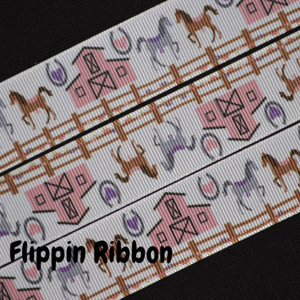 barn ribbon