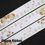 Puppy Ribbon - Flippin Ribbon