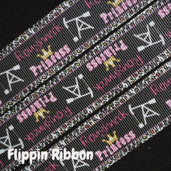 roughneck princess ribbon