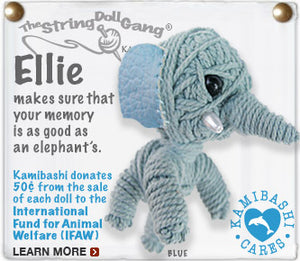 Ellie String Doll Gang