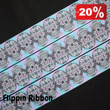 Skull Candy Ribbon - Flippin Ribbon