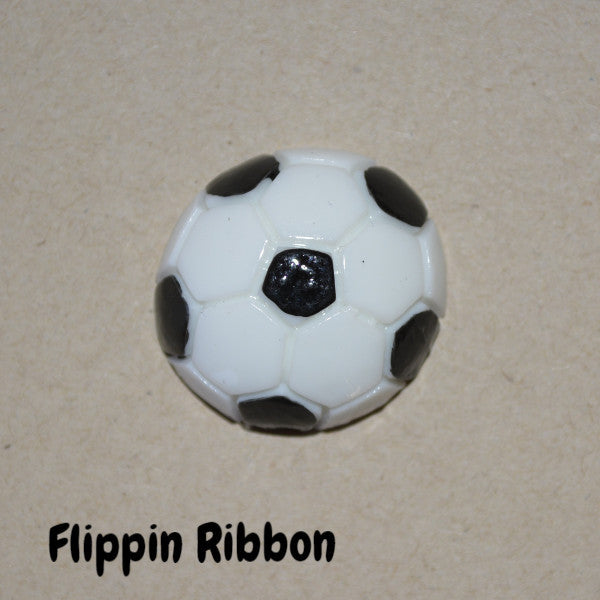 soccer ball resin