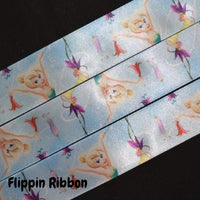 Tinkerbell ribbon - Flippin Ribbon