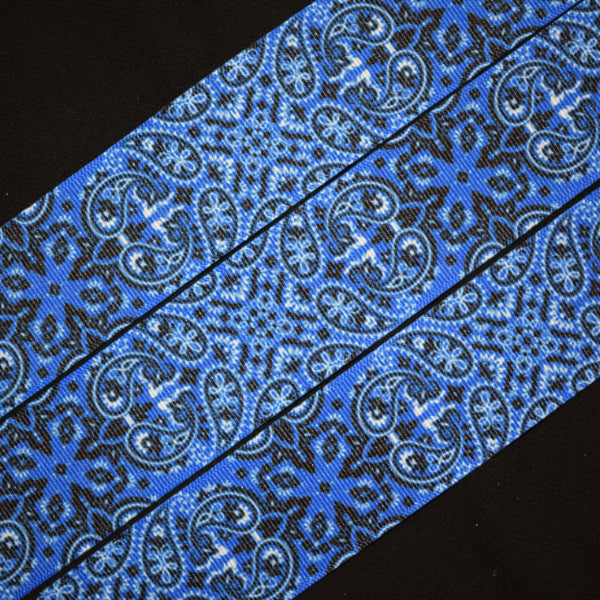 True Blue Bandana Ribbon - Flippin Ribbon
