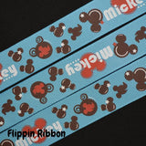 Mickey Mouse ribbon - Flippin Ribbon