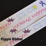 welder's princess ribbon