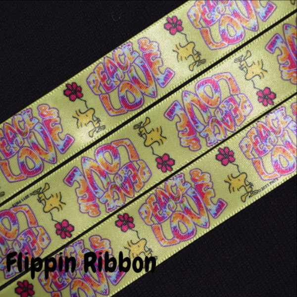Woodstock ribbon