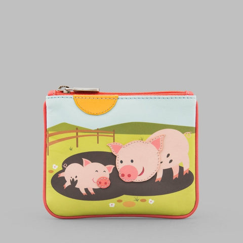 Happy piggies Yoshi Purse