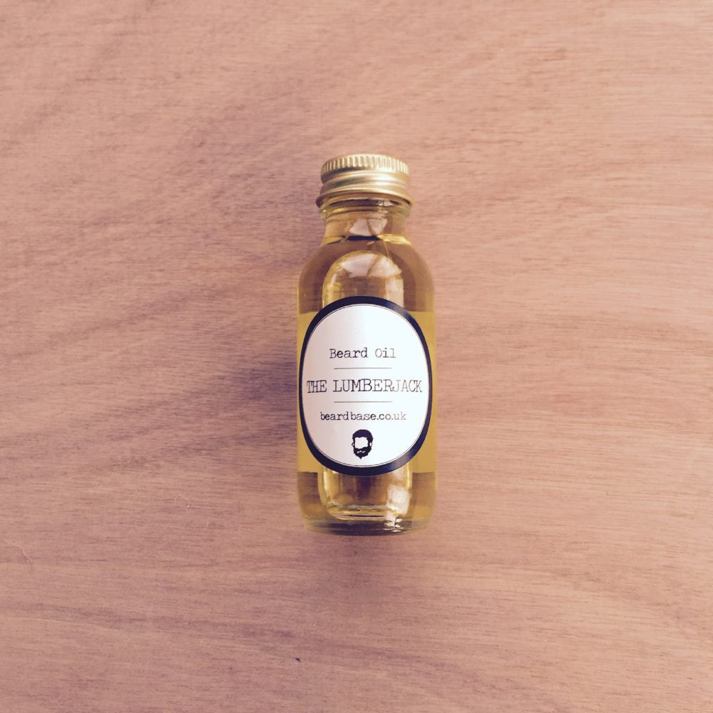 The Lumberjack beard oil