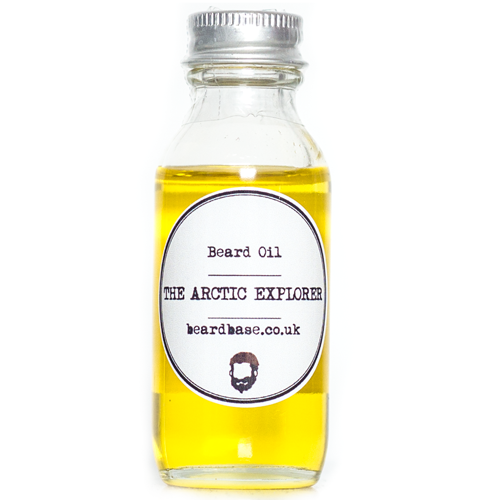 The Arctic Explorer beard oil