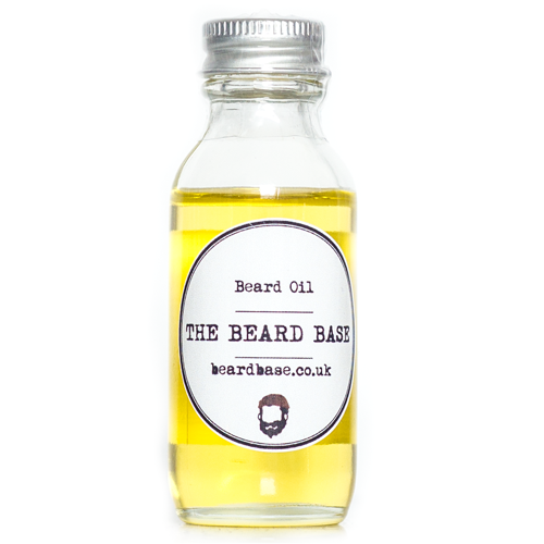 The Beard Base beard oil