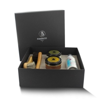 LARGE SHOE CARE KIT GIFT