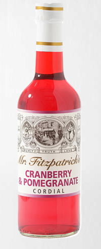 Mr Fitz Cranberry & Pomegranate
